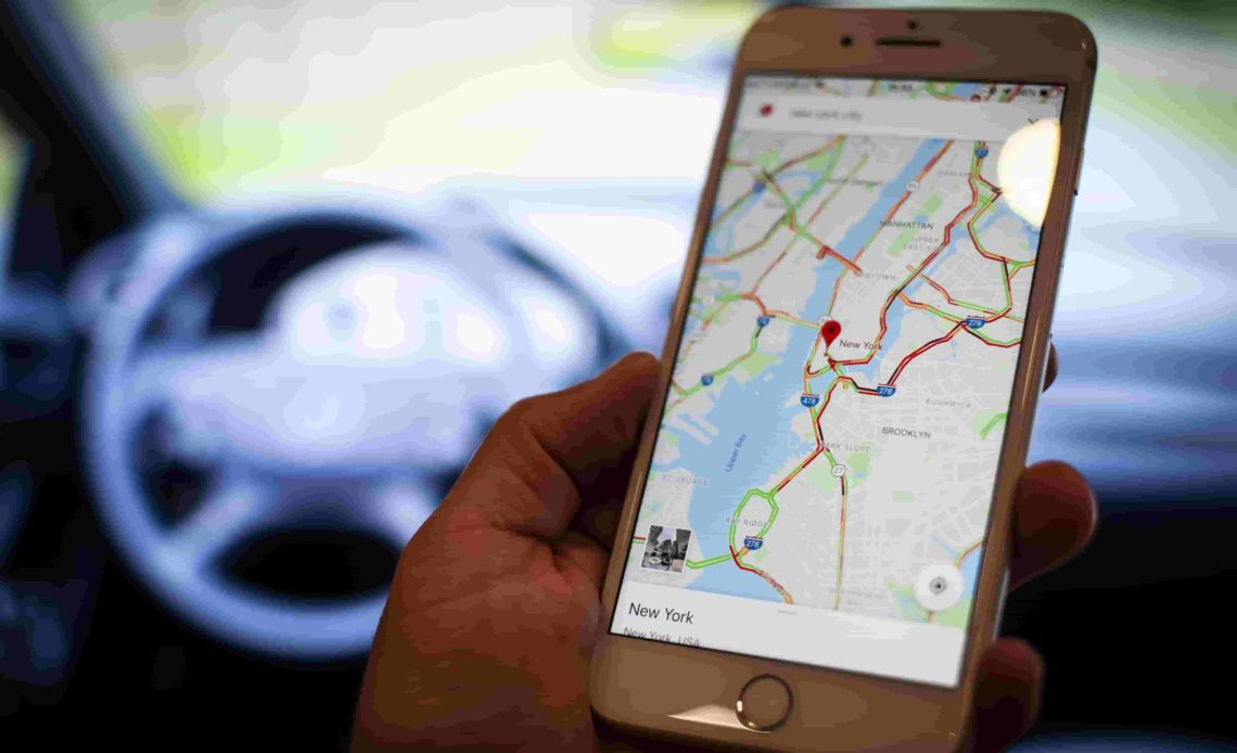 NYPD Warns Google Maps for Helping Drivers to Avoid Speed Cameras