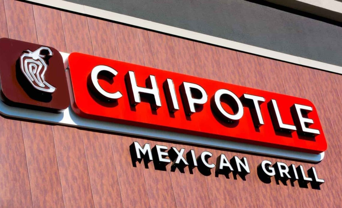 Share Price of Chipotle Increases