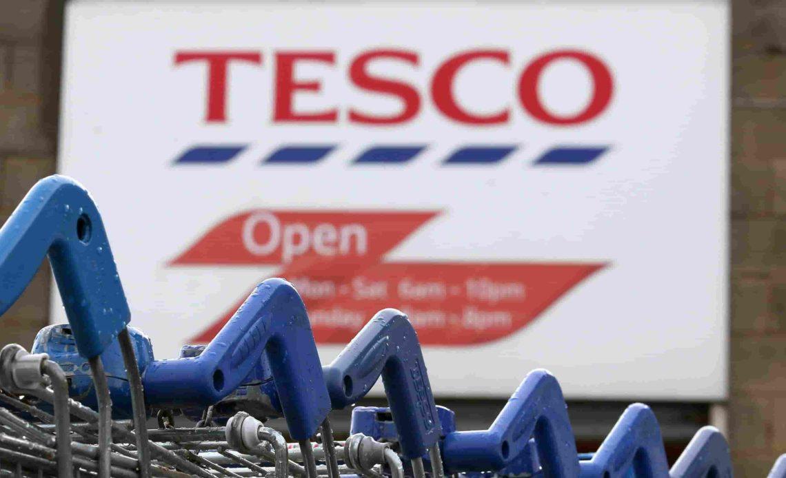 BUSINESS Profits Rise at Tesco Despite Brexit Worries