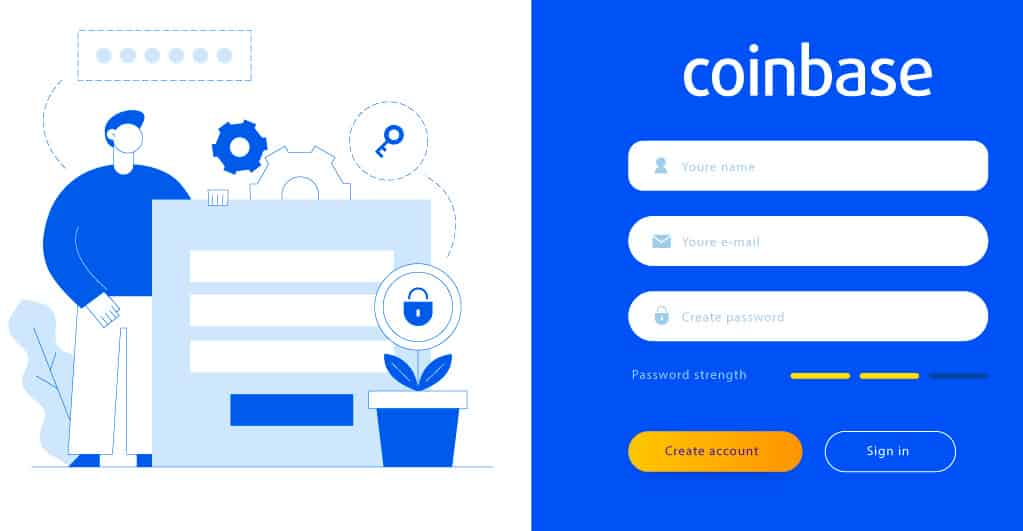 Prerequisites for Creating an Account on Coinbase